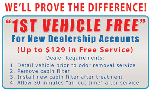auto dealership free trial offer