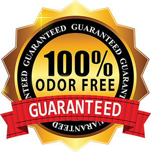 odor free guarantee
