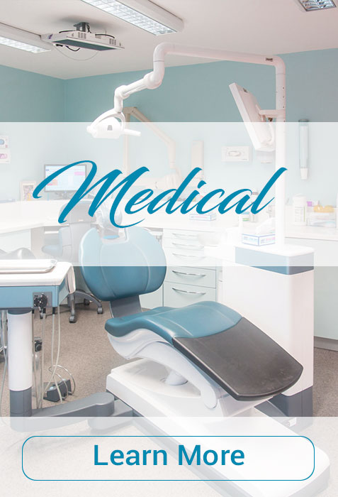 odor removal and disinfection services for medical offices, nursing homes, rehabs, dental offices